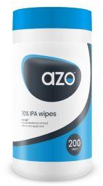 AzoWipe® 70% Isopropanol alcohol wipes