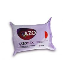 Azomax® Cleaning and Disinfectant Wipes 50 PACK