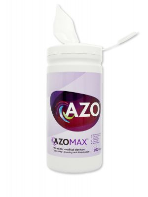 Azomax® Cleaning and Disinfectant Wipes