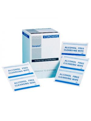 Antiseptic Wipes Alcohol Free