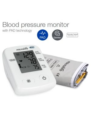 Microlife A2 Blood Pressure Monitor with PAD technology
