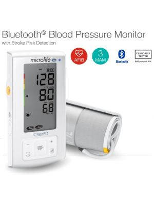 Microlife A6BT  Bluetooth® blood pressure monitor