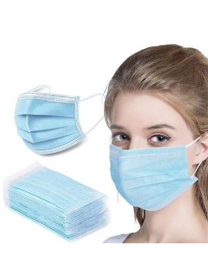 Dr PretekT 3Ply Disposable 3 Ply CE marked Face Mask, Box of 50