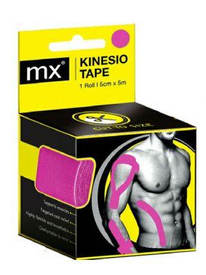 MX Kinesiology Tape - Pink (5cm x 5m)