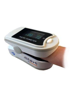 Safe Heart fingertip Pulse Oximeter